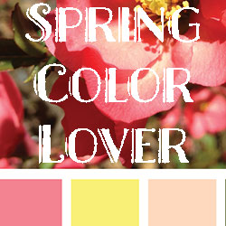 Spring Color Lover