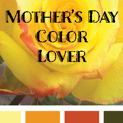 Mother's Day Color Lover